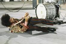 Lot 88 - J-P Leloir, Jimi Hendrix - Kapandji Morhange